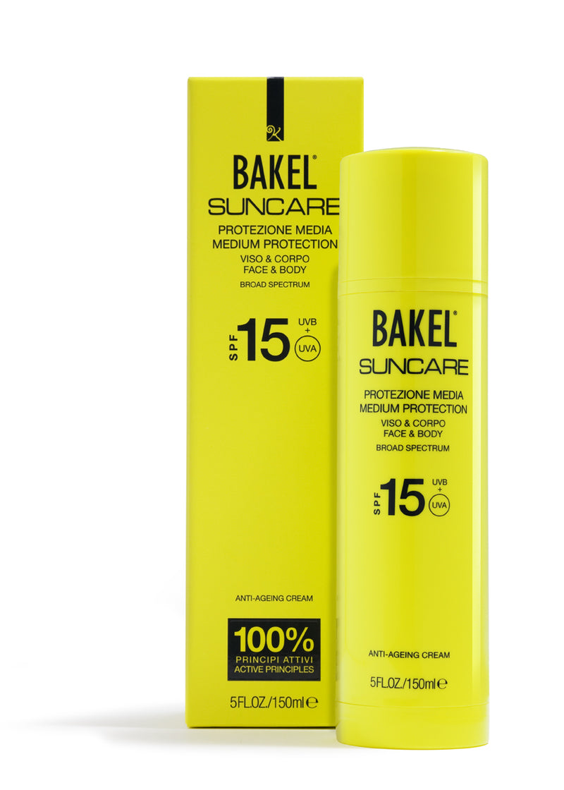 Suncare - Anti-Ageing Medium Sunscreen Protection Spf15