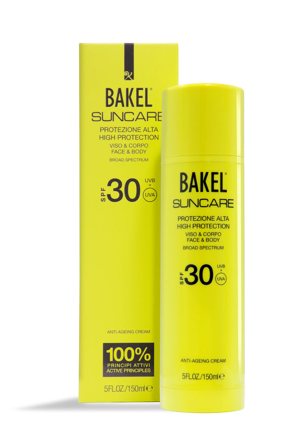 BAKEL Face & Body Sunscreen SPF 30