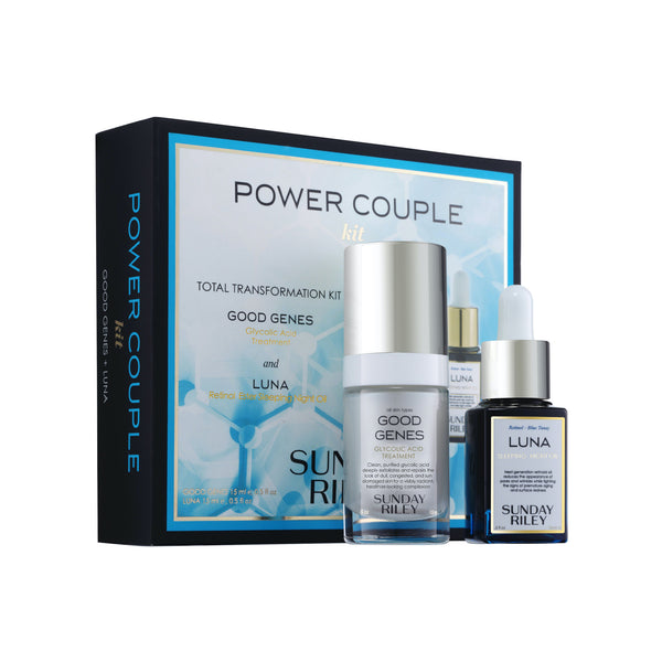 Power Couple (Glycolic Acid) Total Transformation Kit