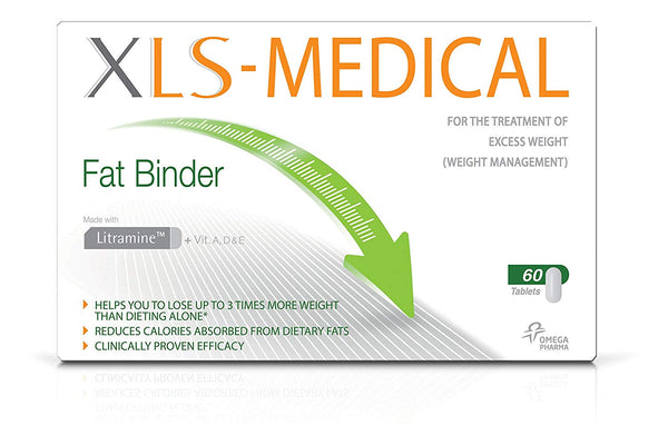 XLS-MEDICAL Fat Binder Trial Pack