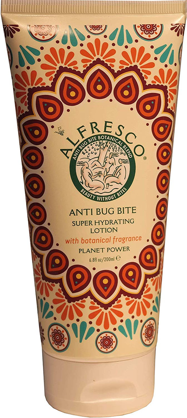 ALFRESCO Anti Bug Bite Planet Power Lotion