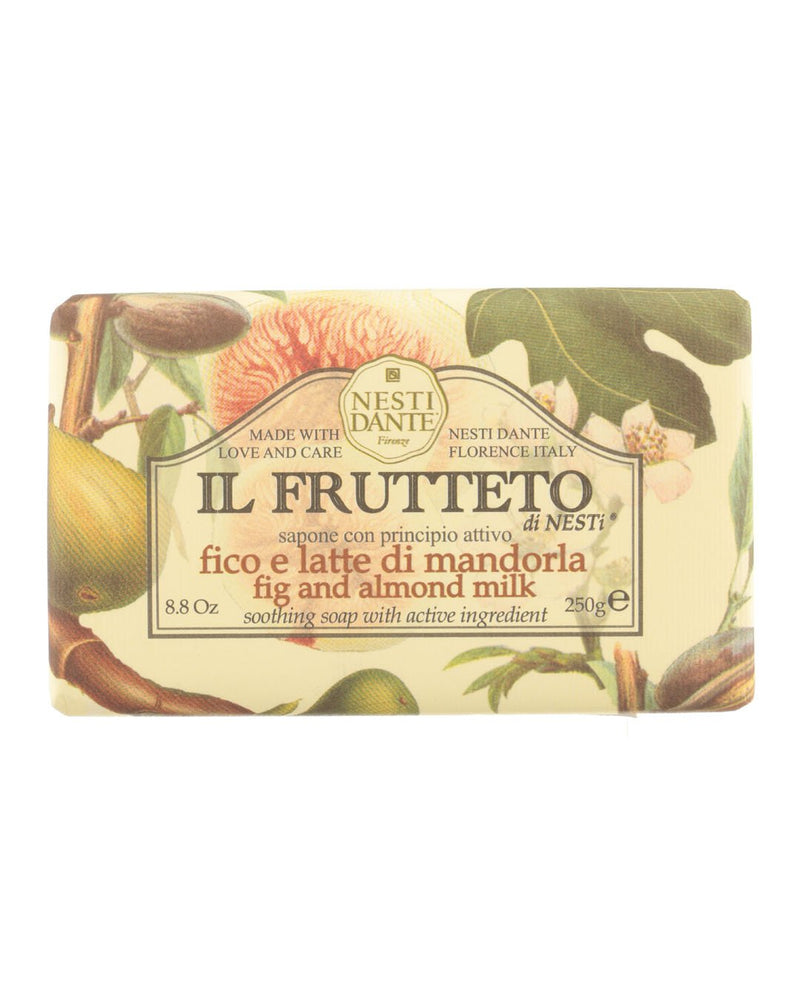 NESTI DANTE Il Frutteto Fig and Almond Milk Soap