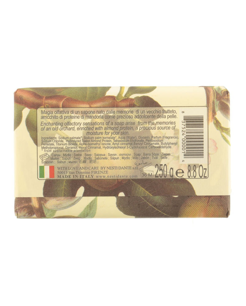 Il Frutteto Fig and Almond Milk Soap