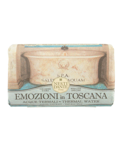 NESTI DANTE Emozioni in Toscana Thermal Water Soap