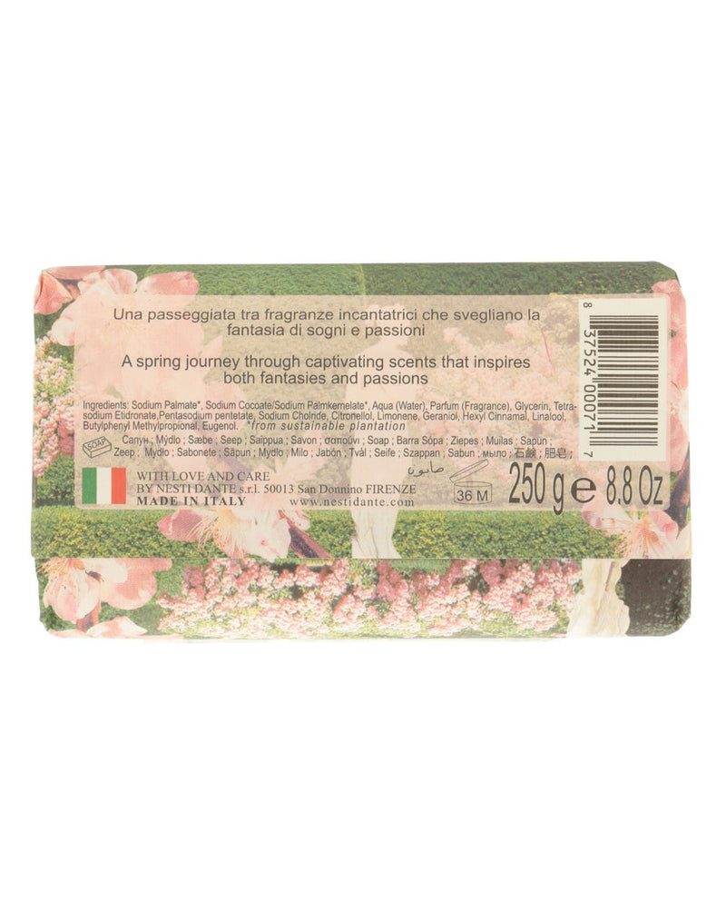 Emozioni in Toscana Blooming Gardens Soap