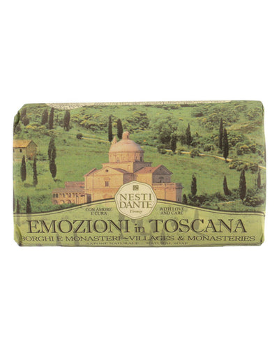 Emozioni in Toscana Villages & Monasteries Soap