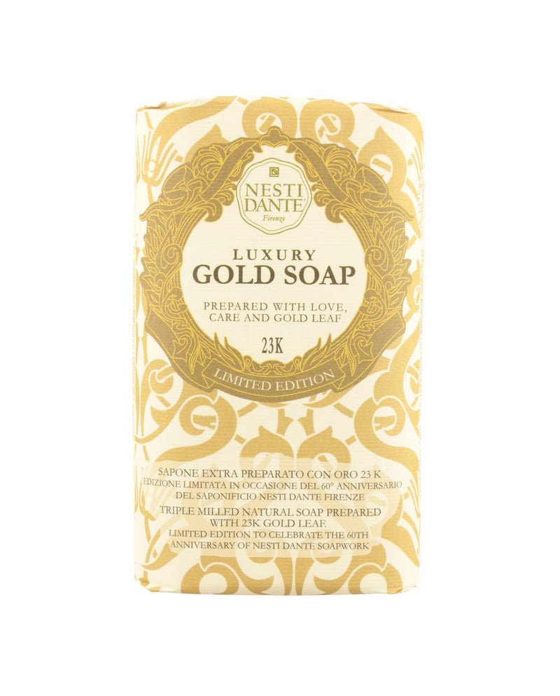 NESTI DANTE Luxury Gold Soap