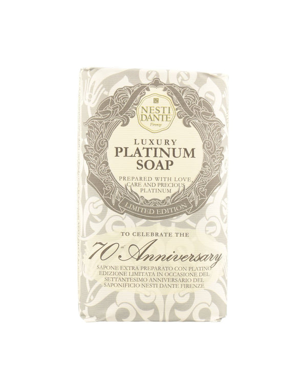 NESTI DANTE Luxury Platinum Soap