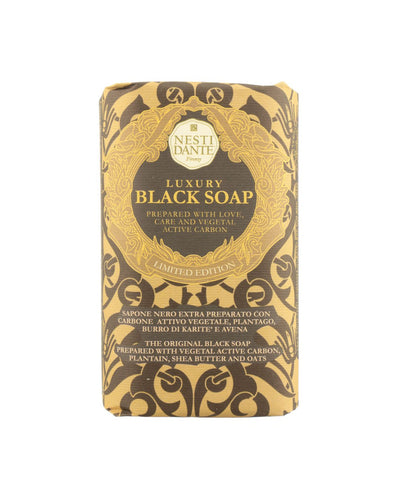 NESTI DANTE Luxury Black Soap