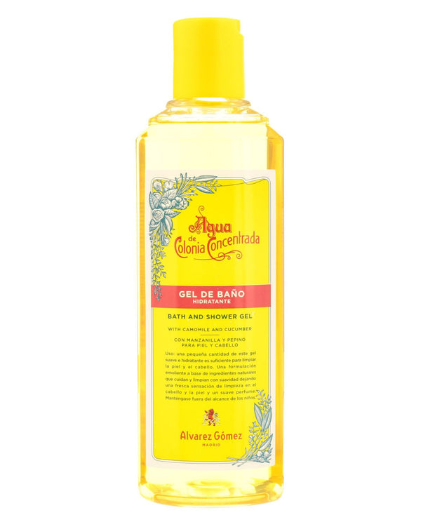 AGUA DE COLONIA Bath and Shower Gel