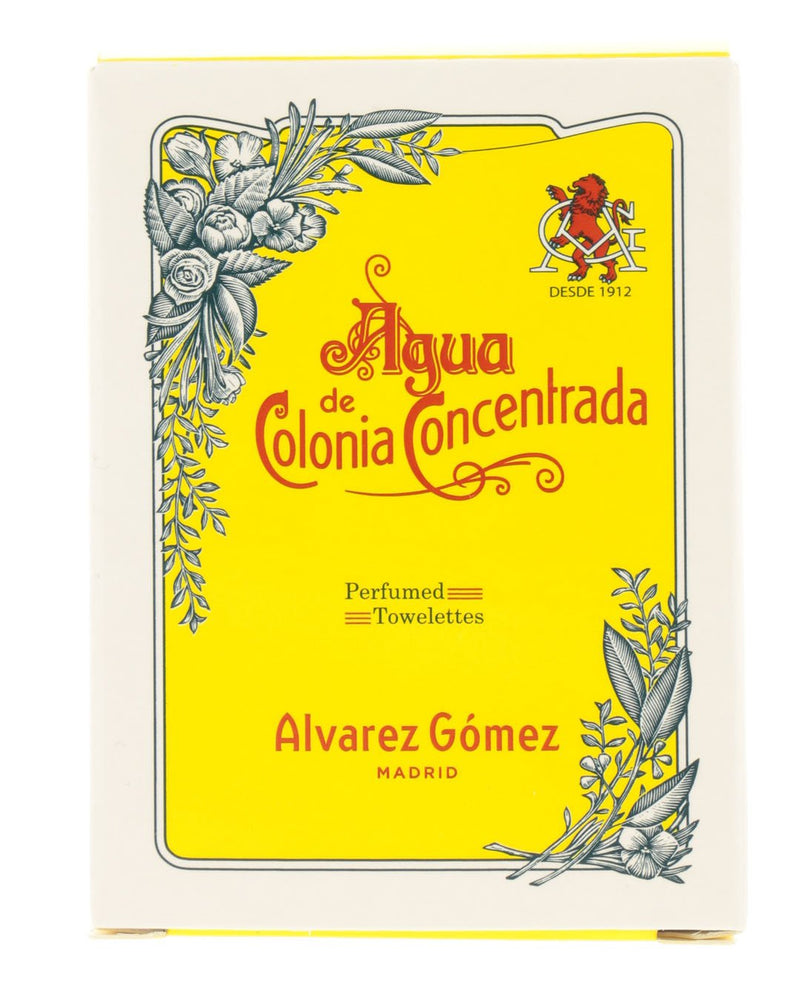 AGUA DE COLONIA Refreshing Tissues