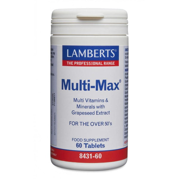 LAMBERTS Multi-Max® For The Over 50'S