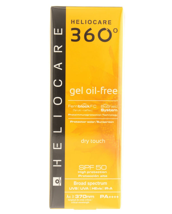 HELIOCARE 360º Gel Oil-Free SPF50 Sunscreen
