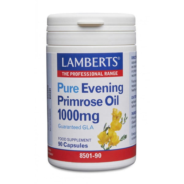 LAMBERTS Pure Evening Primrose Oil 1000mg