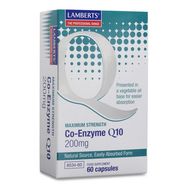 LAMBERTS Co Enzyme Q 10 200mg