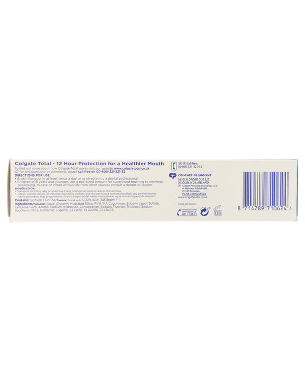 Total Active Fresh Toothpaste
