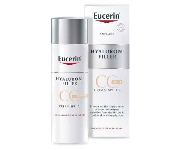 EUCERIN Hyaluron-Filler CC Cream (Light) SPF15