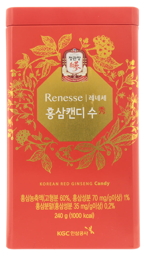 KOREAN RED GINSENG Renesse Candy