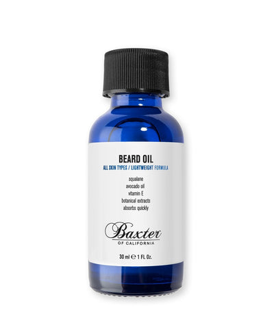 Grooming Beard Oil