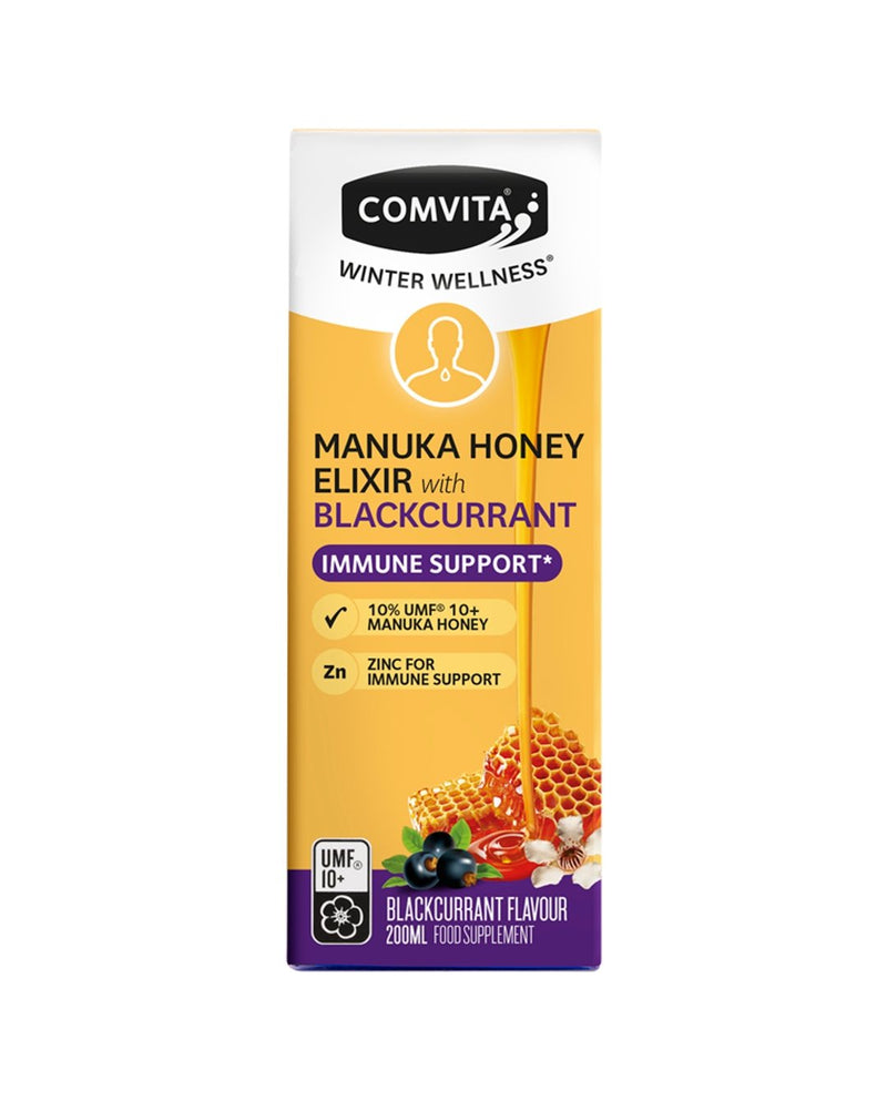 COMVITA Manuka Honey Elixir with Blackcurrant