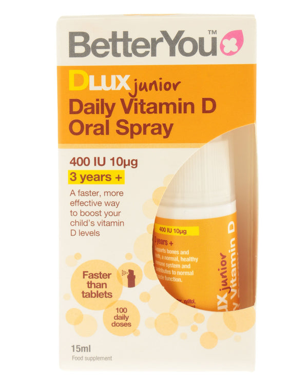 BETTERYOU DLux Junior Vitamin D Oral Spray