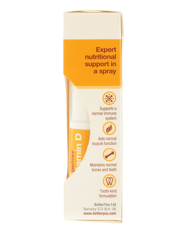 DLux Junior Vitamin D Oral Spray