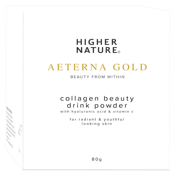 HIGHER NATURE Aeterna Gold
