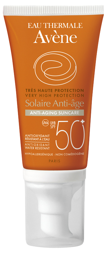 AVÈNE Anti-Ageing Sunscreen Spf50+