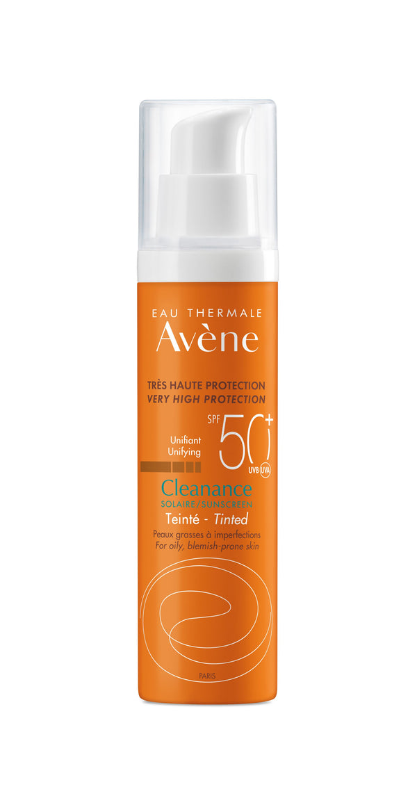 AVÈNE Cleanance Tinted SPF 50+