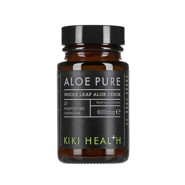 KIKI HEALTH Aloe Pure Vegicaps