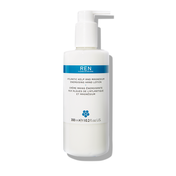 REN CLEAN SKINCARE Atlantic Kelp And Magnesium Energising Hand Lotion