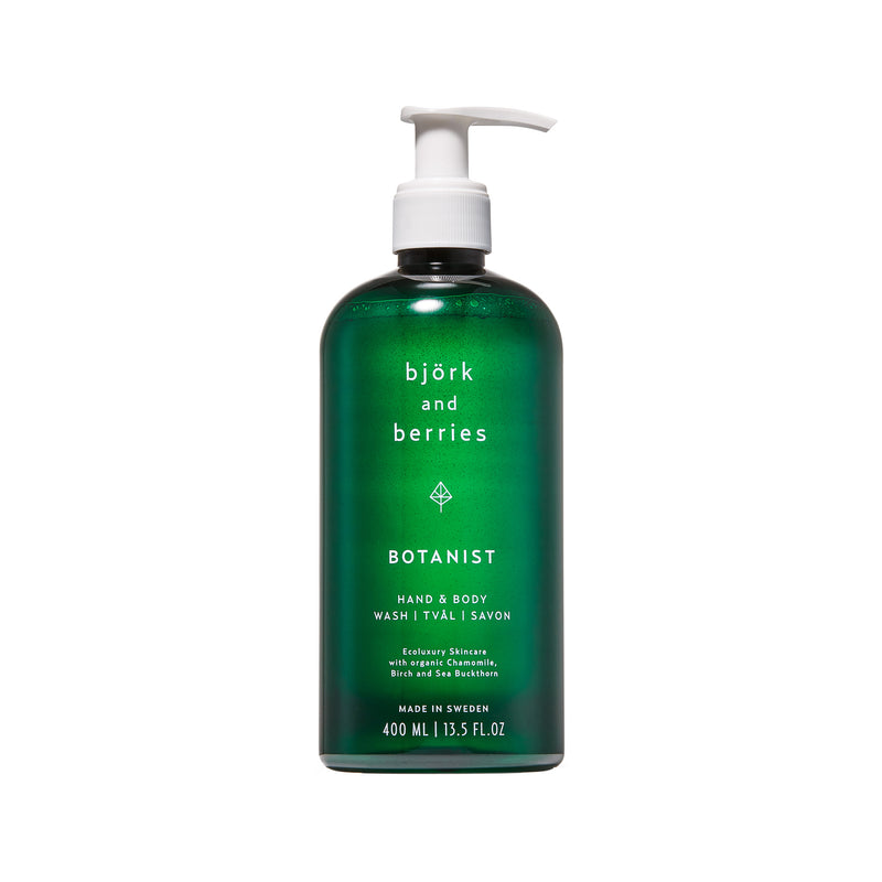 Hand & Body Wash Botanist