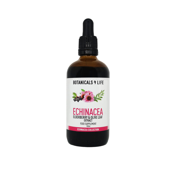 BOTANICALS 4 LIFE Echinacea, Elderberry And Olive Leaf Extract