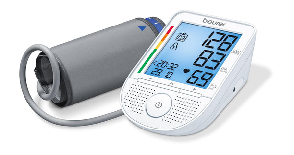 BEURER Talking Upper Arm Blood Pressure Monitor BM49
