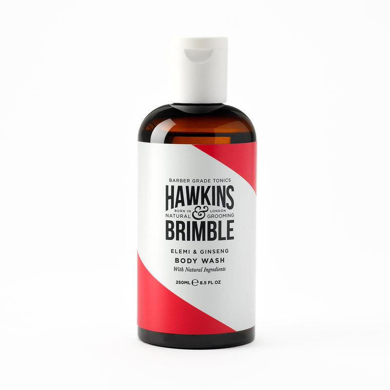HAWKINS & BRIMBLE Elemi and Ginseng Body Wash