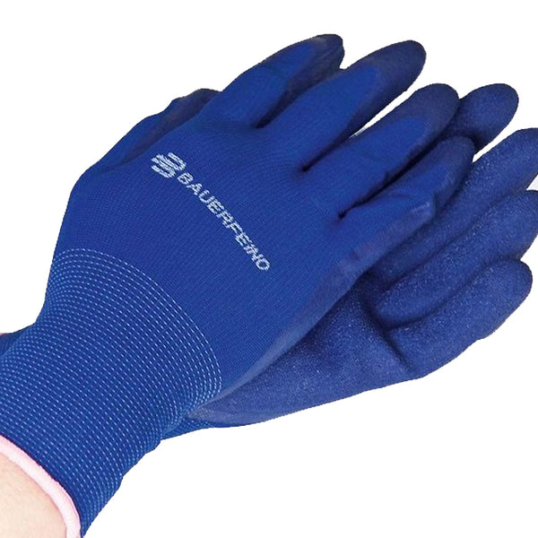 Rubber Gloves Blue