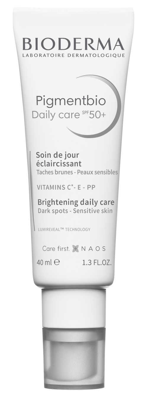 Pigmentbio Brightening Face Cream SPF50+