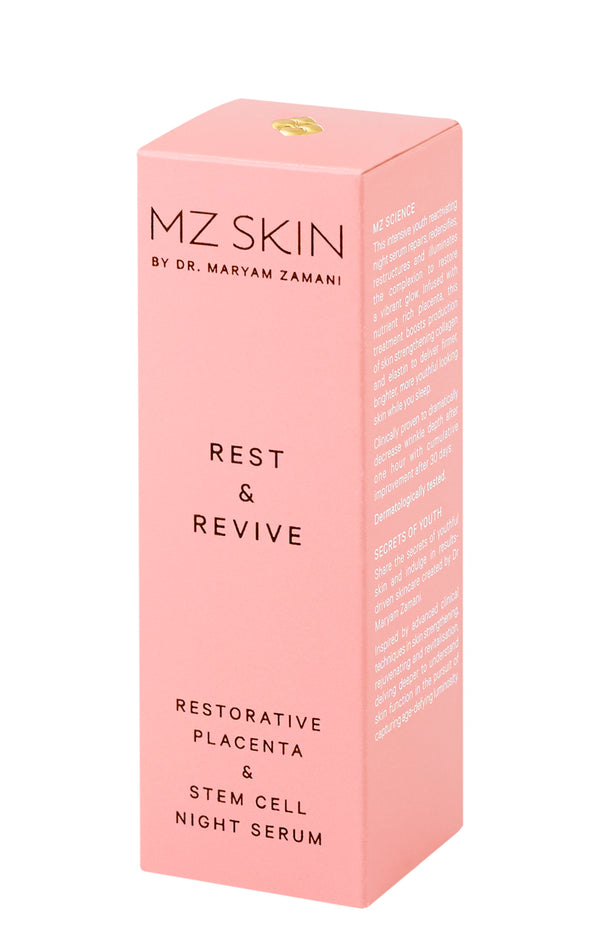 Rest & Revive Restorative Placenta & Stem Cell Night Serum
