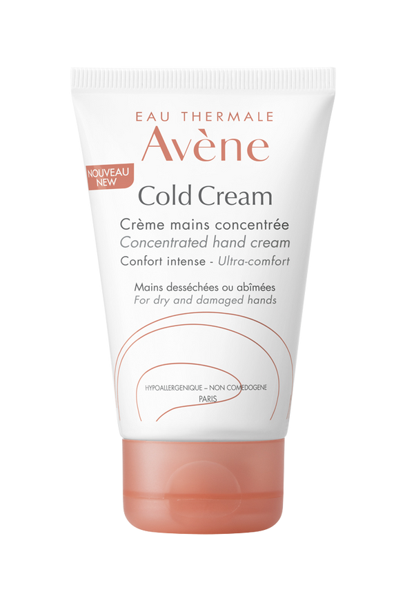 AVÈNE Hand Cream with Cold Cream