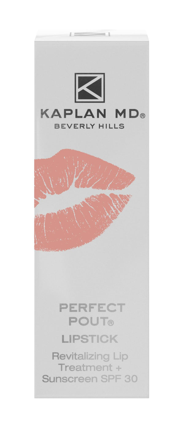 Perfect Pout Lipstick - Revitalizing Lip Treatment + SPF 30 Sunscreen - Santa Monica