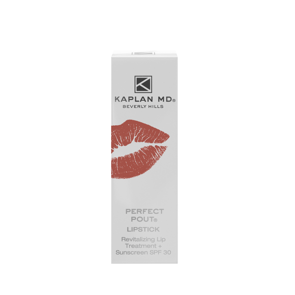 Perfect Pout Lipstick - Revitalizing Lip Treatment + SPF 30 Sunscreen - Beverly
