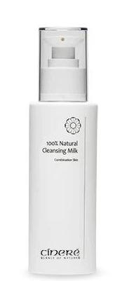 CINERE 100% Natural Cleansing Milk for Combination Skin