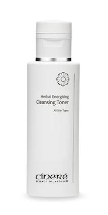 CINERE Herbal Energising Cleansing Toner
