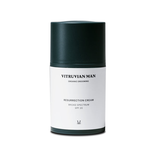 VITRUVIAN MAN Resurrection Cream SPF 20