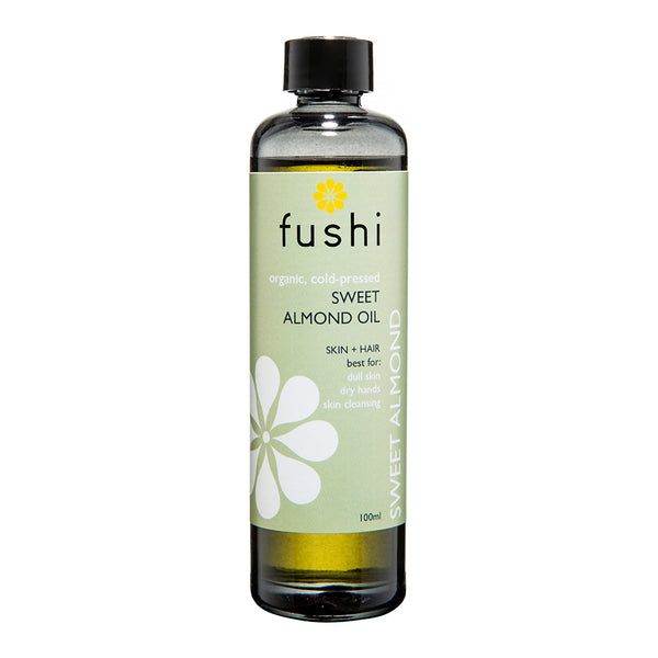 FUSHI Fresh-Pressed® Sweet Golden Almond Oil