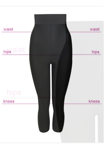 MACOM Anti-Cellulite Leggings, Long