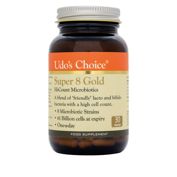 UDO'S CHOICE Super 8 Gold Probiotics
