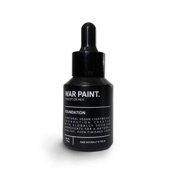 WAR PAINT FOR MEN Foundation