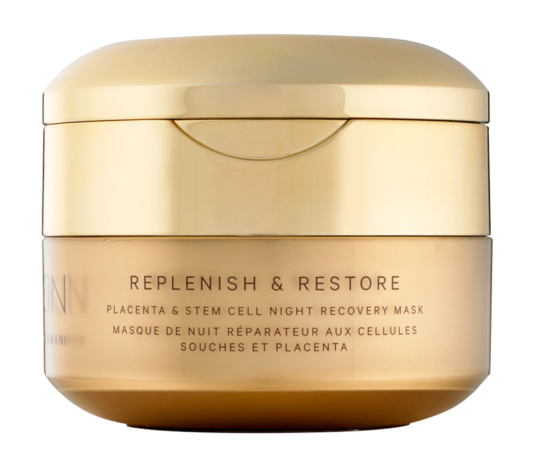 MZ SKIN Replenish & Restore Placenta & Stem Cell Night Recovery Mask