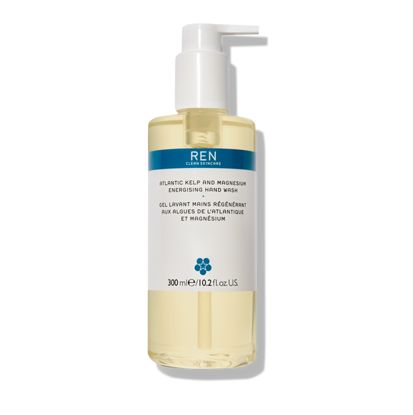 REN CLEAN SKINCARE Atlantic Kelp And Magnesium Energising Hand Wash